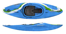 Dagger Axiom 6.9 Children's Kayak