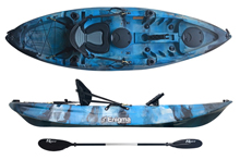 Cruise Angler from Enigma Kayaks