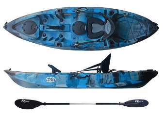 Fun Kayaks Cruise Angler Galaxy colour