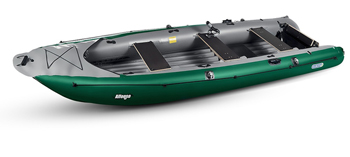 Alfonso inflatable fishing boat from Gumotex