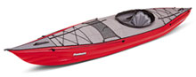 Gumotex Framura inflatable touring kayak