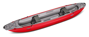 Palava 400 inflatable canoe from Gumotex