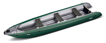 Ruby inflatable canoe from Gumotex