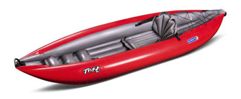 Twist 1 inflatable kayak from Gumotex