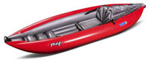 Gumotext Twist 1 inflatable kayak