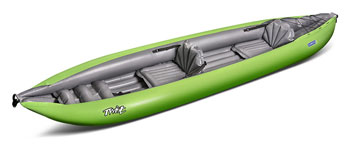 Twist 2 inflatable kayak from Gumotex