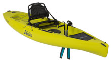 Hobie Kayaks Compass - Sit On Top Kayaks with the MirageDrive Pedal System