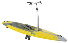 Hobie Eclipse in Solar Yellow