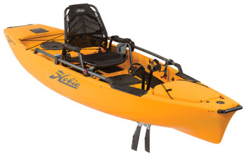 Pro Angler 12 from Hobie available at Manchester Canoes