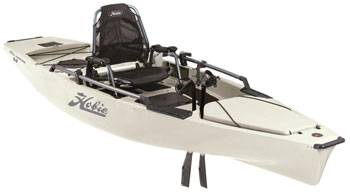 Pro Angler 14 from Hobie available at Manchester Canoes
