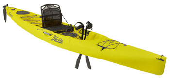 Revolution 16 from Hobie available at Manchester Canoes