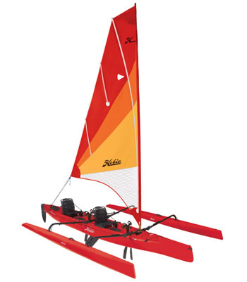 Tandem Island from Hobie available at Manchester Canoes