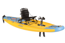 Hobie i11s inflatable kayak