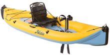 Hobie i12s inflatable kayak
