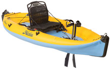 Hobie i9s inflatable kayak