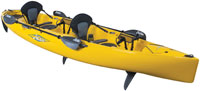 Hobie Kayaks with the MirageDrive Pedal System