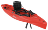 Hobie Outback 2019 in Red Hibiscus