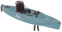 Hobie Kayaks Outback - Sit On Top Kayaks with the MirageDrive Pedal System
