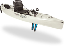 Revolution 11 Mirage Drive Sit On Tops from  Hobie Kayak