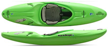 Liquid Logic Flying Squirrel for sale from Manchester Canoes UK