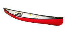 Nova Craft StrongBack 14 SP3 solo Canadian Canoe