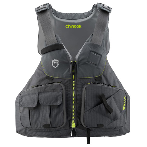 NRS Chinook Touring and Fishing buoyancy aid