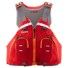 Universal size buoyancy aids for canoeing and kayaking