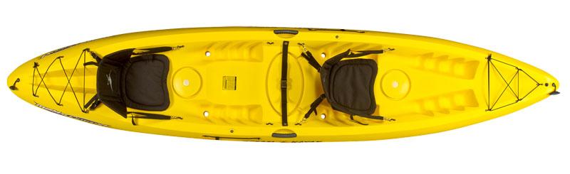 Ocean Kayaks Malibu 2 XL   Sit On Top Canoes