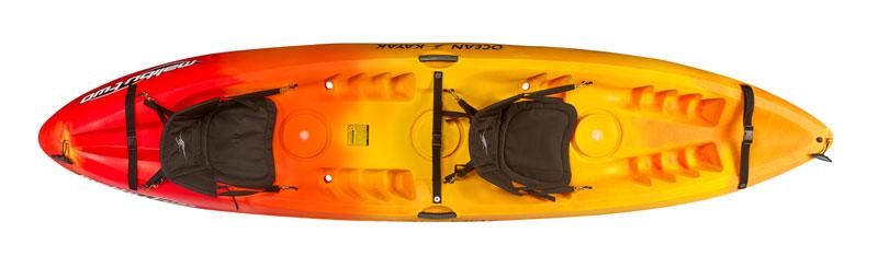 Feelfree Kayak Paddle 1 Piece Lightweight Fibreglass 220 cm