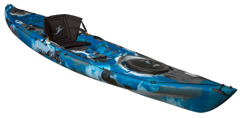 Ocean kayaks prowler 13 angler fishing kayaks for Fishing kayak brands
