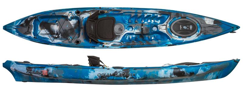 Ocean Kayaks Prowler 13 Angler Fishing Kayaks