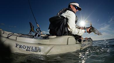 Ocean Kayaks Prowler Big Game II | Fishing Kayaks
