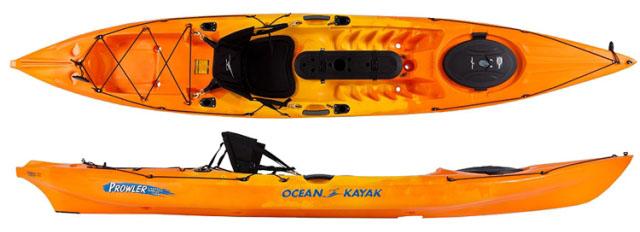 ocean kayak prowler ultra 4.1 how to use