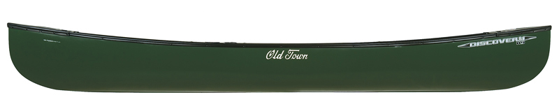 Old Town Discovery 119 | Solo Canoes