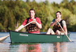 Affordable Recreational Canadian Canoes for sale