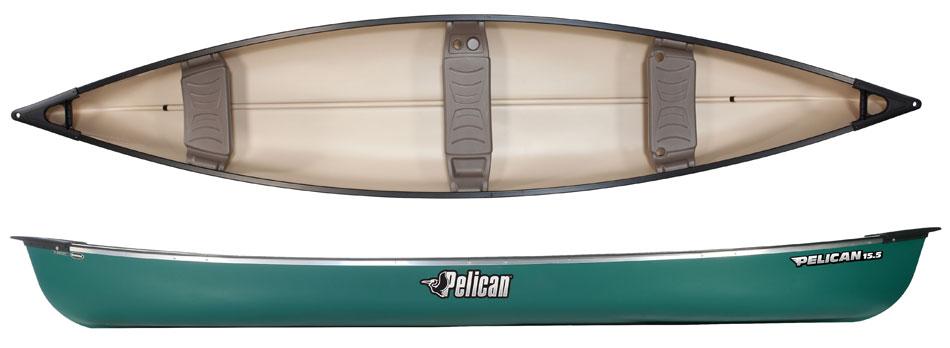 Pelican 15 5 Canadian Canoes