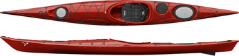 Perception Essence 16 sea kayak