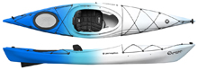 Perception Expression 11 - One of the best ever touring kayaks