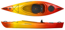 Perception Sundance - Stable Touring Kayaks
