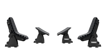 DockGlide kayak carrier from Thule