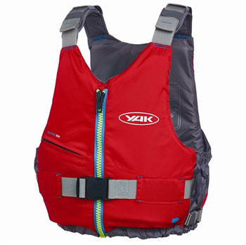 Yak Kallista PFD for canoeing and kayaking