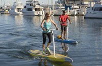 Hobie Mirage Eclipse SUP's