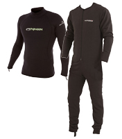 Thermals ans base layers for kayaking and canoeing