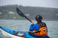 Kayak Paddles for Sea Kayaking and Kayak Touring