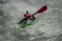 White Water, Surf, Playboating and General Purpose Paddles