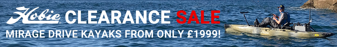 Hobie Mirage Drive Kayak Sale Event Now On At Manchester Canoes