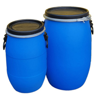 Canoe storage Barrels