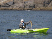 Fishing kayaks for sale from Manchester Canoes
