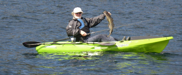 Fishing Kayaks - Manchester Canoes UK