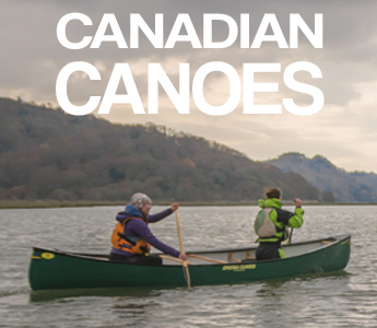 Wide range of Canadian Canoes for sale